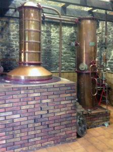 Alambics Distillerie du Plessis