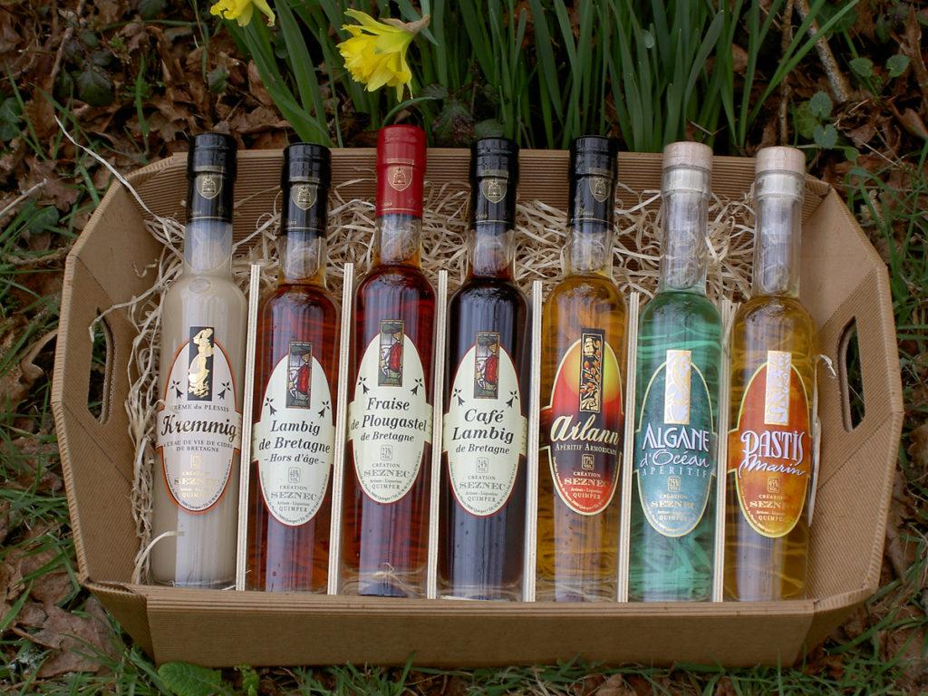 Produits de la Distillerie du Plessis
