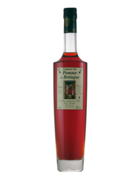 Liqueur de Pomme de Bretagne 0.50